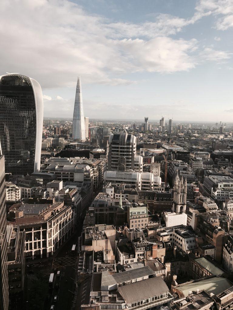 City Social bar in London - Instagram Worthy