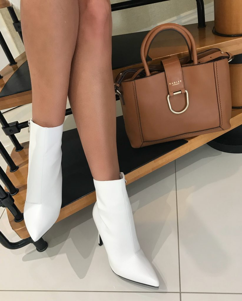 10 MOST WANTED SHOE TRENDS TO KNOW FOR FALL 2017   WHITE BOOTS