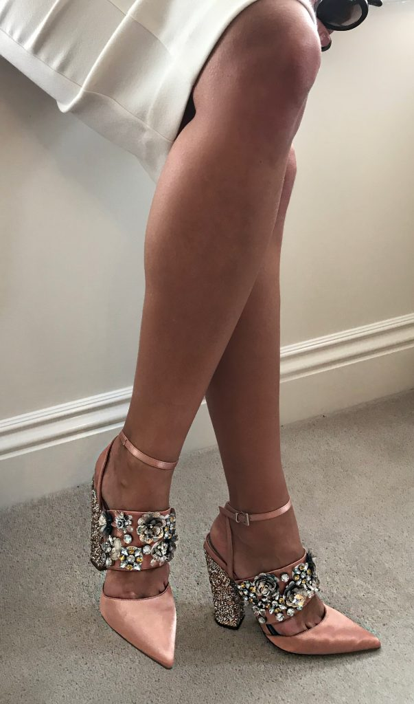 10 MOST WANTED SHOE TRENDS TO KNOW FOR FALL 2017   EMBELLISHED HEEL