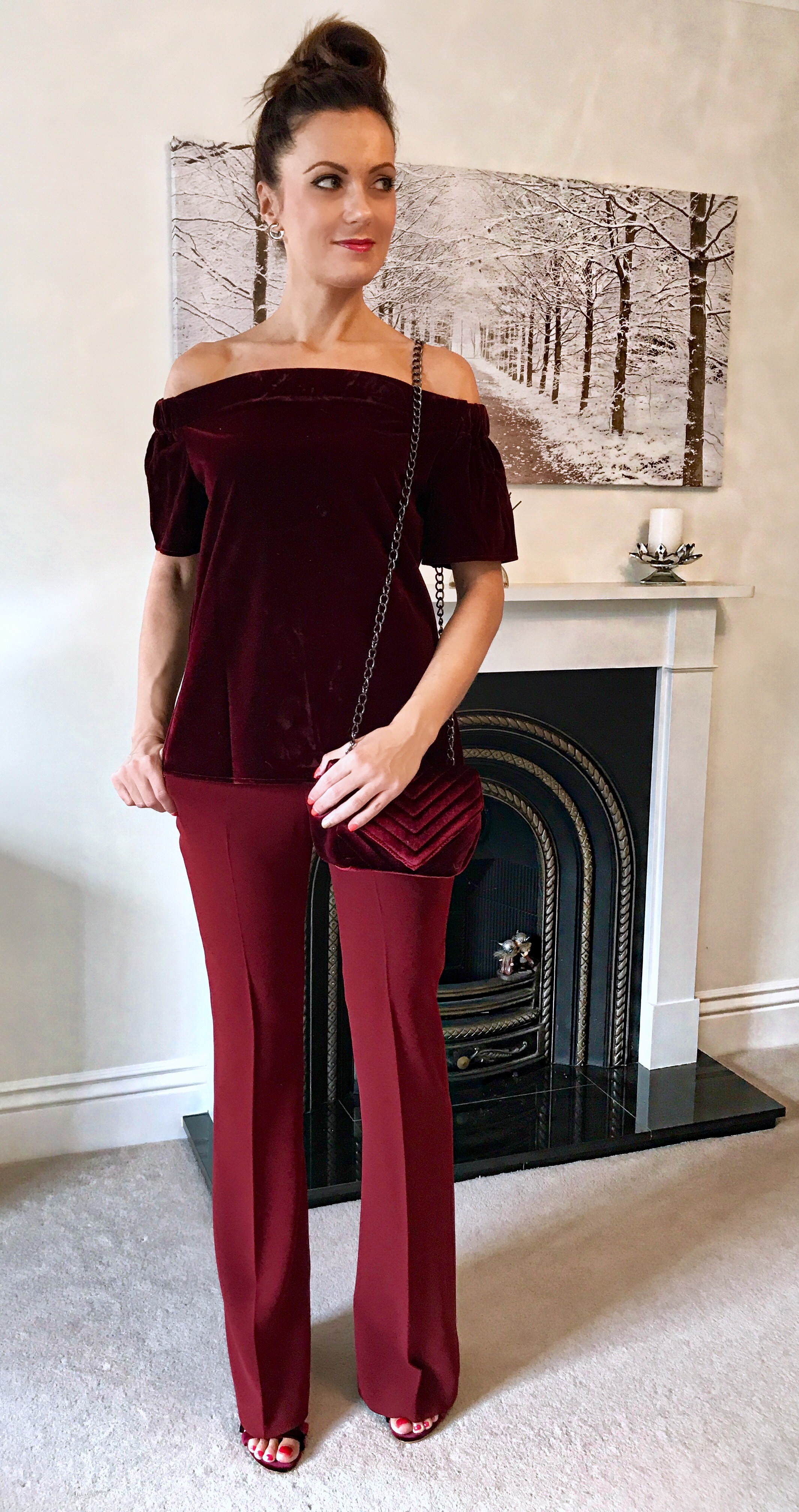 FALL 2017 FASHION TREND | VELVET | HOW TO WEAR IT NIGHT TO DAY