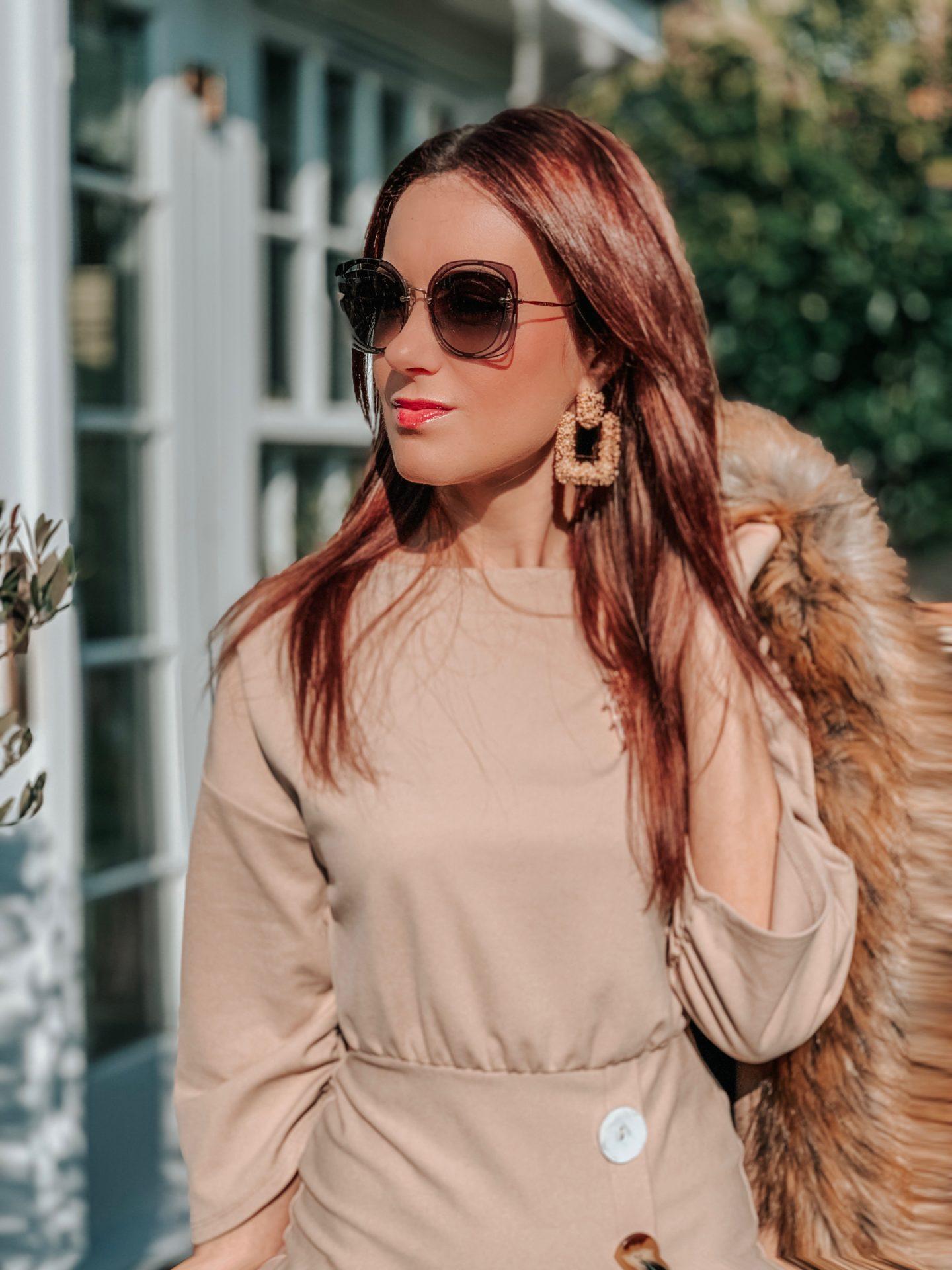 Beige Aesthetic Elegant Duchess