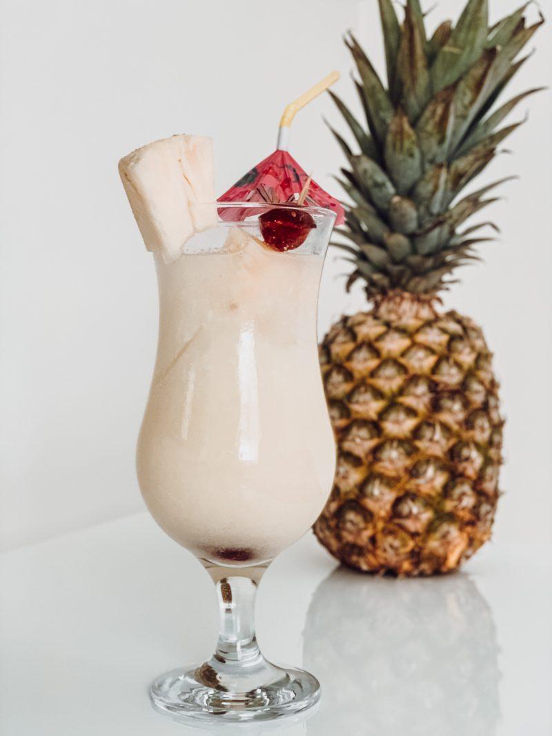 Cocktails recipes - Pina Colada