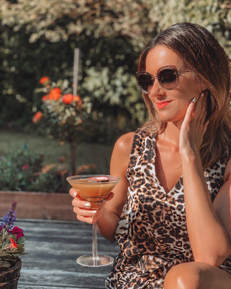 Cocktail recipe - Passion Fruit Martini - Porn Star Martini